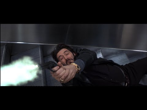 Carlito's Way - Subway Chase Scene (Part Two) (1080p)