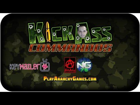 KICK ASS COMMANDOS | Gameplay 2K | Español | #kickasscommandos