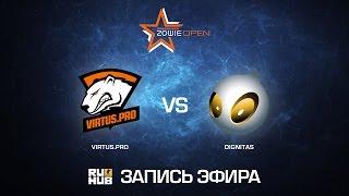 VP vs Dignitas, game 3