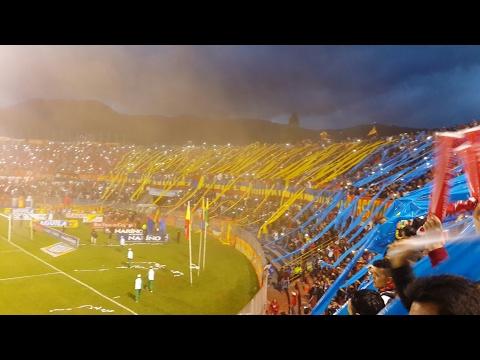 Salida A.M.P - L.B.T Deportivo Pasto vs américa de cali 03/06/2017 - Attake Massivo - Deportivo Pasto