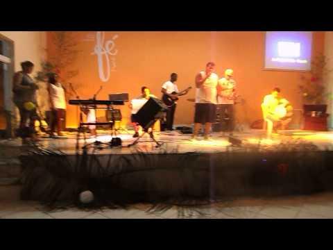 Som de Cristo - Confraternização 2014 Projeto Vida - Engenheiro Paulo de Frontin