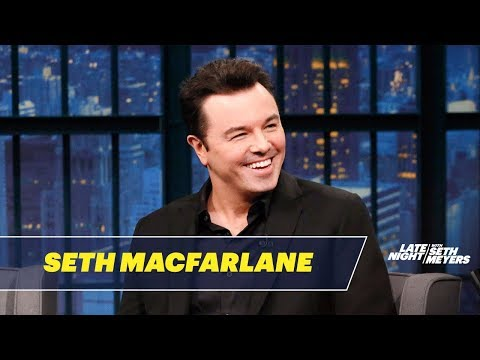Seth MacFarlane Doubts Aliens Have Visited Earth