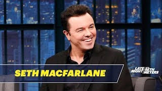 Video Seth MacFarlane Doubts Aliens Have Visited Earth MP3, 3GP, MP4, WEBM, AVI, FLV Oktober 2018