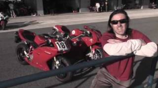 7. Ducati 1098 v 999