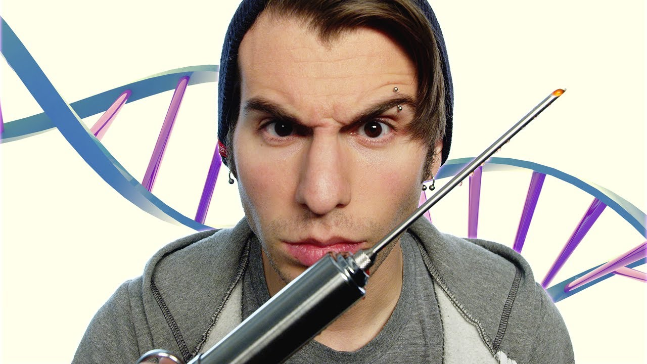 Video: Can you genetically enhance yourself?