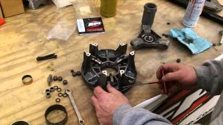 6. Polaris ATV/UTV Primary Clutch Rebuild