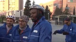 Tek Bacağıyla Çanakkaleye Pedal Çevirecek İHA Röportaj