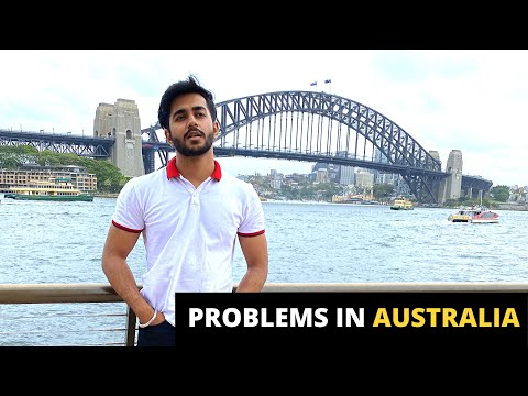 5 PROBLEMS I FACED  IN AUSTRALIA | INDIAN STUDENT