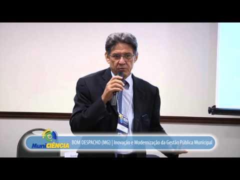 BOM DESPACHO (MG) Projeto de Inovação e Modernização da Gestão Pública Municipal