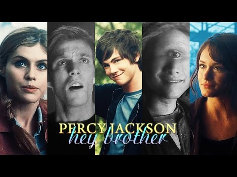 » hey brother (percy jackson and the olympians; 18k subs)