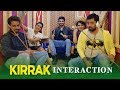 Kirrak Party team Interaction with Fans at Facebook office, Hyderabad | AK Entertainments