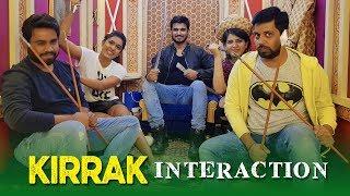 Video Kirrak Party team Interaction with Fans at Facebook office, Hyderabad | AK Entertainments MP3, 3GP, MP4, WEBM, AVI, FLV Maret 2018