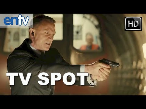 Spot oficial de Skyfall (La última de James Bond)