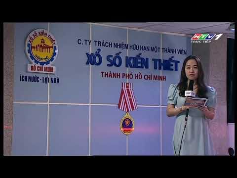 Xổ số kiến thiết TP.HCM || HTV1 || 29/03/2021