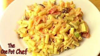 Macaroni Salad - RECIPE