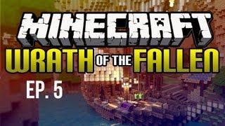 Minecraft: Wrath Of the Fallen - Ep 5