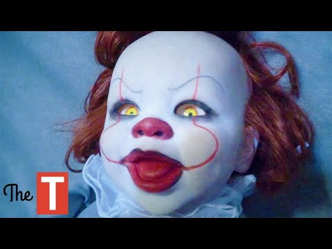 10 Haunted Toys Caught On Camera