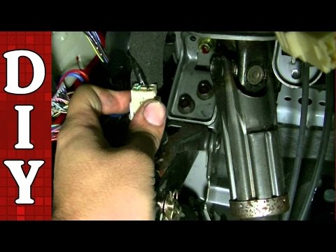 How to Remove and Replace a Brake Light Switch on a 03-06 Mitsubishi Outlander