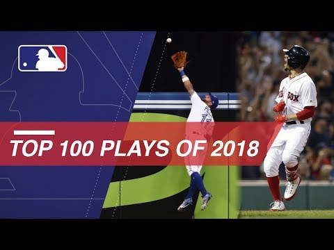 Video: Check out the top 100 plays from 2018