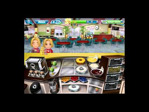 Cooking Fever [iPad Gameplay] Bakery Level 37