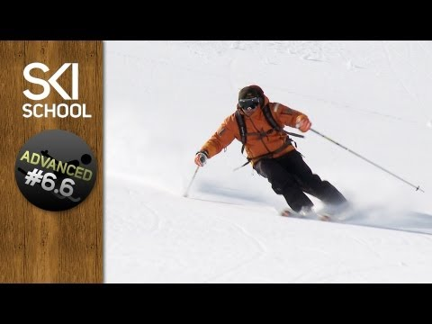 ski - http://www.SkiSchoolApp.com In this workshop Darren looks at the basics of how to ski in powder. Get your technique right on piste and you'll find off-piste ...