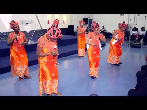 Latest Edo Praise Dance.