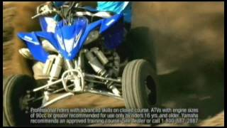 7. 2010 Yamaha YFZ450R & YFZ450X Television Commercial