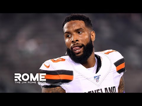 Video: Odell Beckham DOMINATES The NY Jets and Gregg Williams | The Jim Rome Show