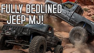 The Ultimate MJ Crawler Build by Off the Grid Motorsports Takes Moab