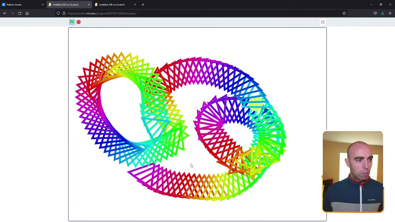 Pattern Snake