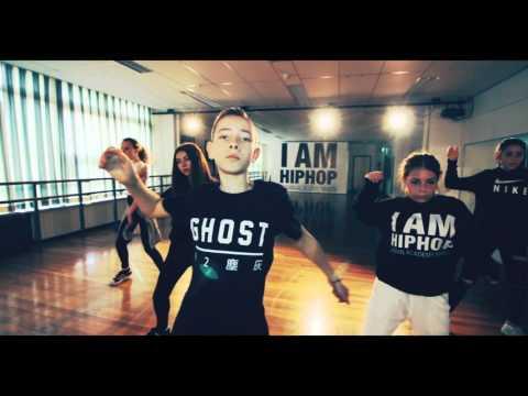 Urban Academy Nijmegen dansers