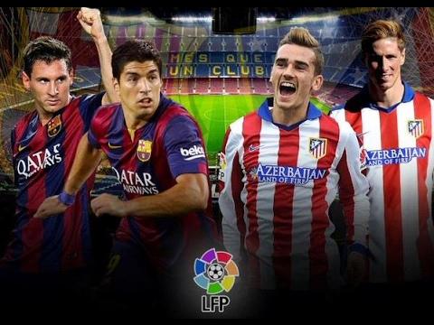 Video Barcelona vs Atletico Madrid  live بث مباشر 2017 download in MP3, 3GP, MP4, WEBM, AVI, FLV January 2017