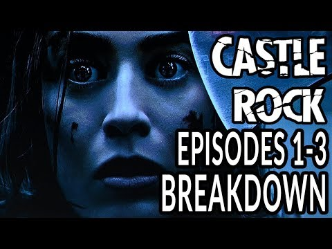 CASTLE ROCK Season 2 Episodes 1-3 Breakdown, Theories, and Details You Missed!