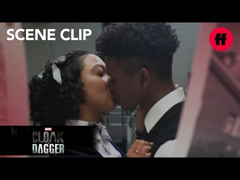 Marvel's Cloak & Dagger | Season 1, Episode 4: Tyrone & Evita Kiss | Freeform
