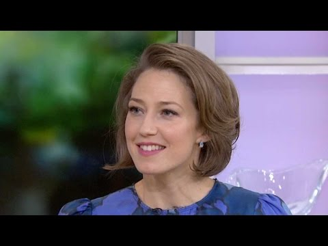 """Gone Girl"" Carrie Coon On Film Debut 
