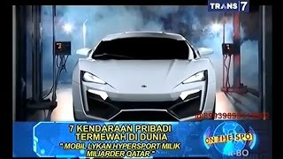 Video On The Spot - 7 Kendaraan Pribadi Termewah di Dunia MP3, 3GP, MP4, WEBM, AVI, FLV Desember 2018