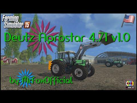 Deutz Agrostar 4.71 v1.0 Public