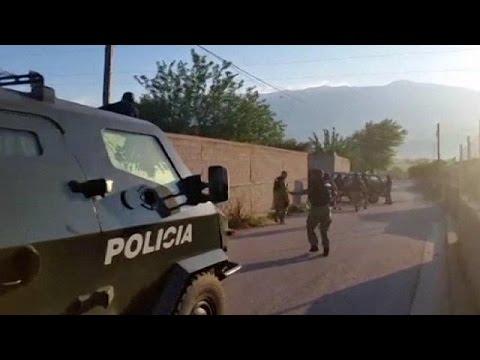Αλβανία: Αστυνομική επιχείρηση σε προπύργιο διακινητών κάνναβης