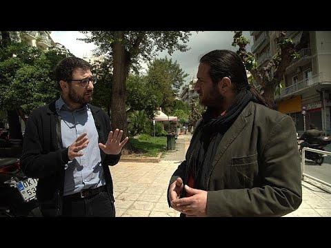 Νάσος Ηλιόπουλος στο euronews: Χρειαζόμαστε μια διοίκηση που θα ξεκινά από τις γειτονιές…