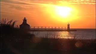 Saint Joseph (MI) United States  city photos gallery : St Joseph, Michigan Beach and Lighthouse