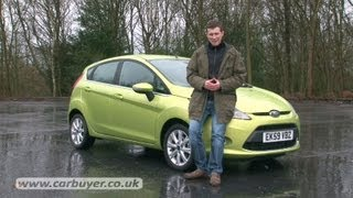 Ford Fiesta Hatchback 2008 - 2012 Review -- CarBuyer