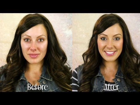 MakeupGeekTV - More info: http://www.makeupgeek.com/tutorials/5-minute-makeup/ I hope you all are having a great weekend! If I could give any tips on fast makeup routines, ...