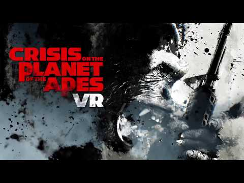 Crisis on the Planet of the Apes VR - Announce Teaser Trailer