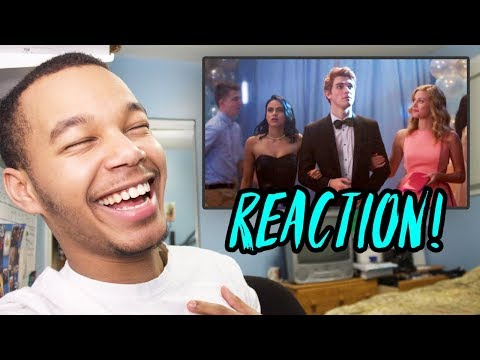 "Riverdale Season 1 Episode 1 ""The River's Edge"" REACTION!"