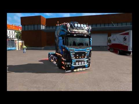 Scania Nima Transports Skin