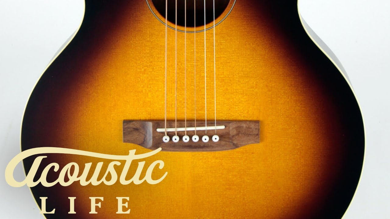 NEW Acoustic Guitar Line From Beard Guitars (AT91)