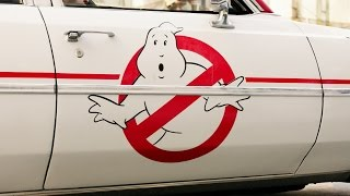 Ghostbusters ECTO-1 Featurette by Clevver Movies
