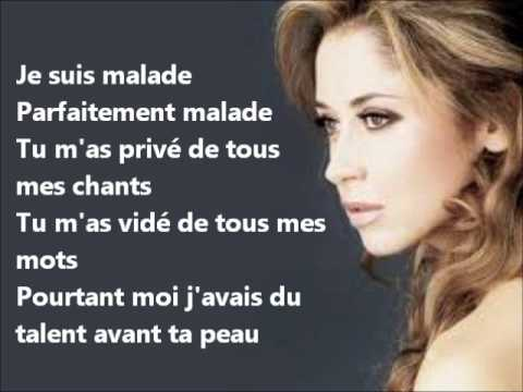 Tekst piosenki Lara Fabian - Je suis malade po polsku
