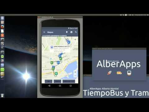 Video of TiempoBus y TRAM Alicante