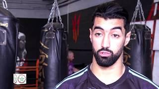 Zakaria LAOUATNI  Boxeur K1